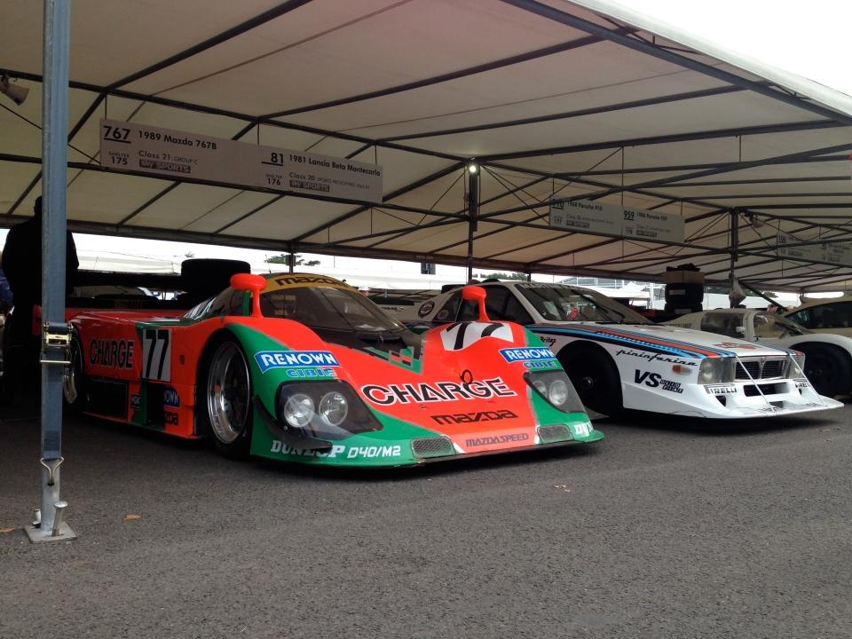 Mazda LM cars